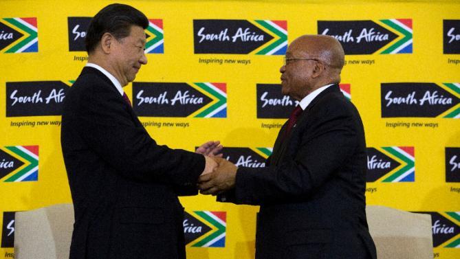 Les deux pays ont signé 26 accords commerciaux