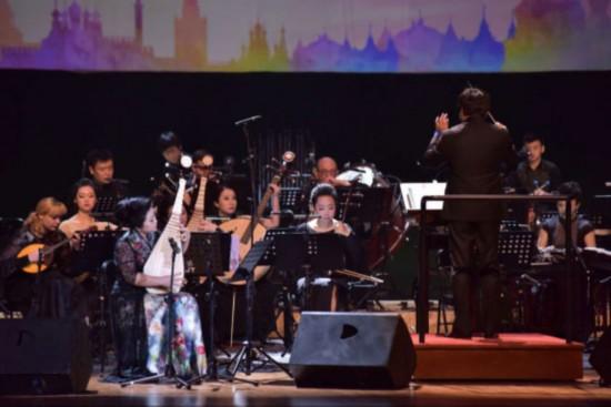 В Китае завершился Фестиваль российской культуры