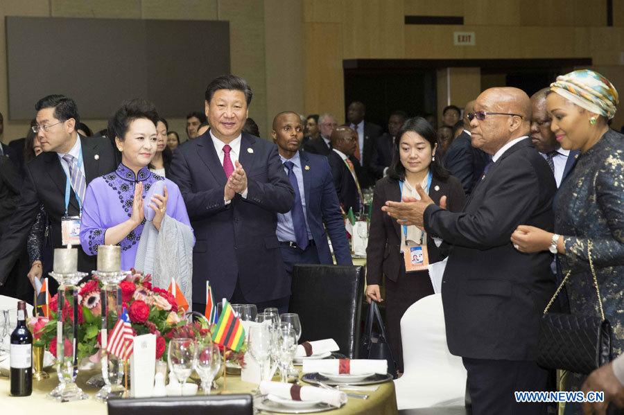 Forum sur la coopération sino-africaine : le président chinois appelle à une meilleure coopération