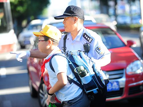 原北京市公安局海淀分局恩济庄派出所驻区民警 高宝来