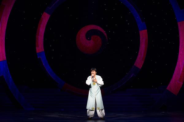 朝鲜族歌曲《阿里郎》