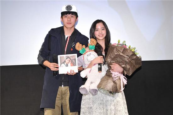欧阳娜娜古典专辑《15》18日全球发行 刘昊然