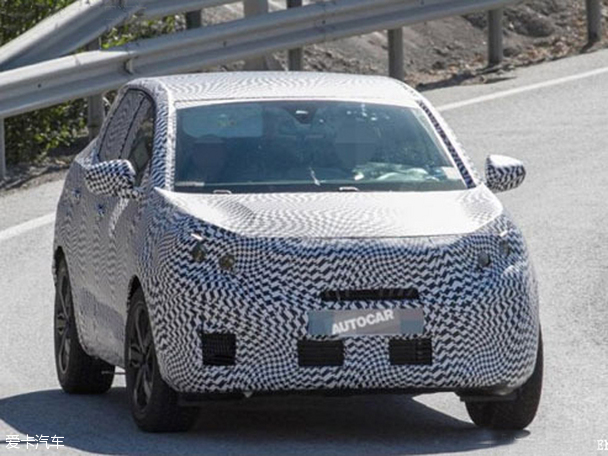 的SUV 全新标致3008假想图曝光高清图片