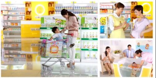可爱可亲母婴店:加盟连锁的三大基本常识