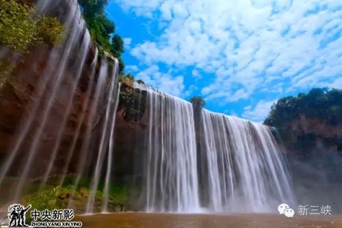 万州大瀑布旅游景区