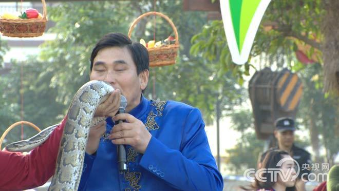 《为你点赞》走进陕西韩城元旦特别节目