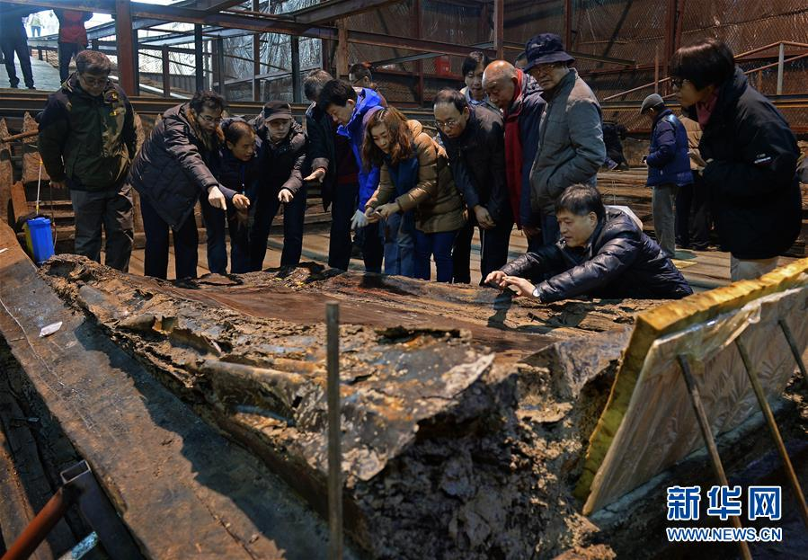 The Han Dynasty burial site of Haihunhou counts as one of the great archaeological finds of all time. Certainly, it has been a huge story in China