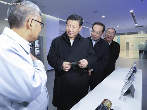 الرئيس الصيني شي جين بينغ يتفقد في مدنية تشونغتشينغ من يوم 4 إلى يوم 6 يناير