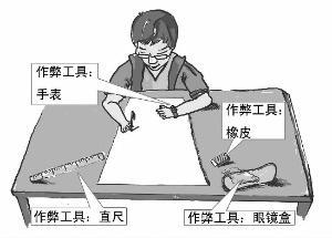 云南高中会考疑答案流出 教育厅称正在调查疑似高科技作弊