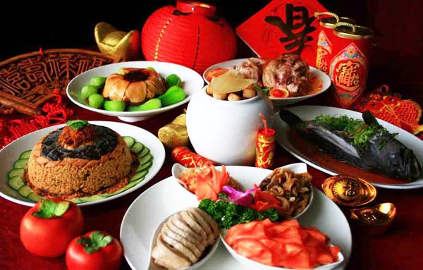 Les traditions gastronomiques du Nouvel an chinois