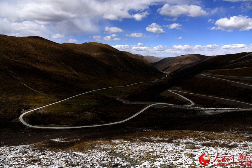 Les étonnants paysages du Chuanxi, l