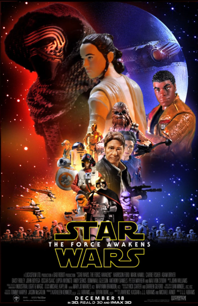 Star Wars: The Force Awakens (English) 2 full movie hd 1080p
