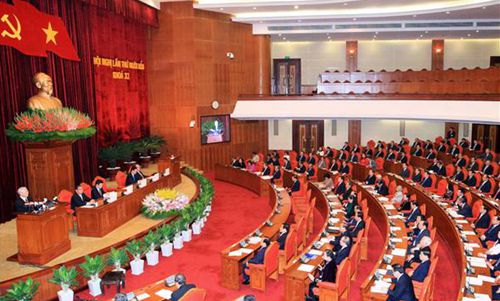 Highlighting the 12th National Congress of Vietnam Communist Party ...