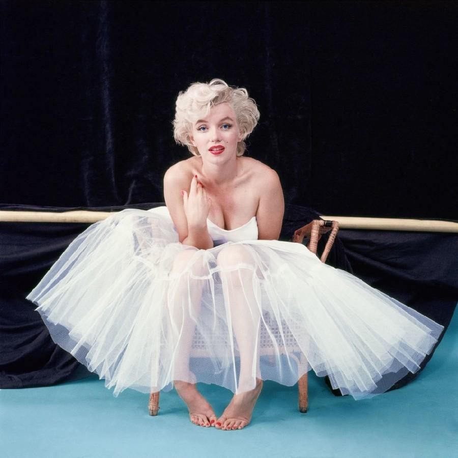 Marilyn Monroe : des portraits inédits exposés à Londres