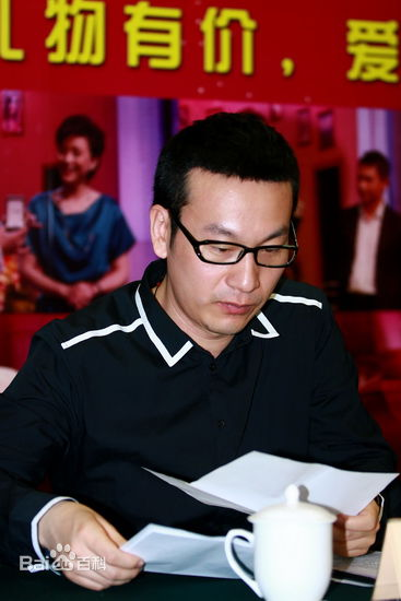 File photo of Lv Yitao, the chief director of Spring Festival Evening Gala in 2016.