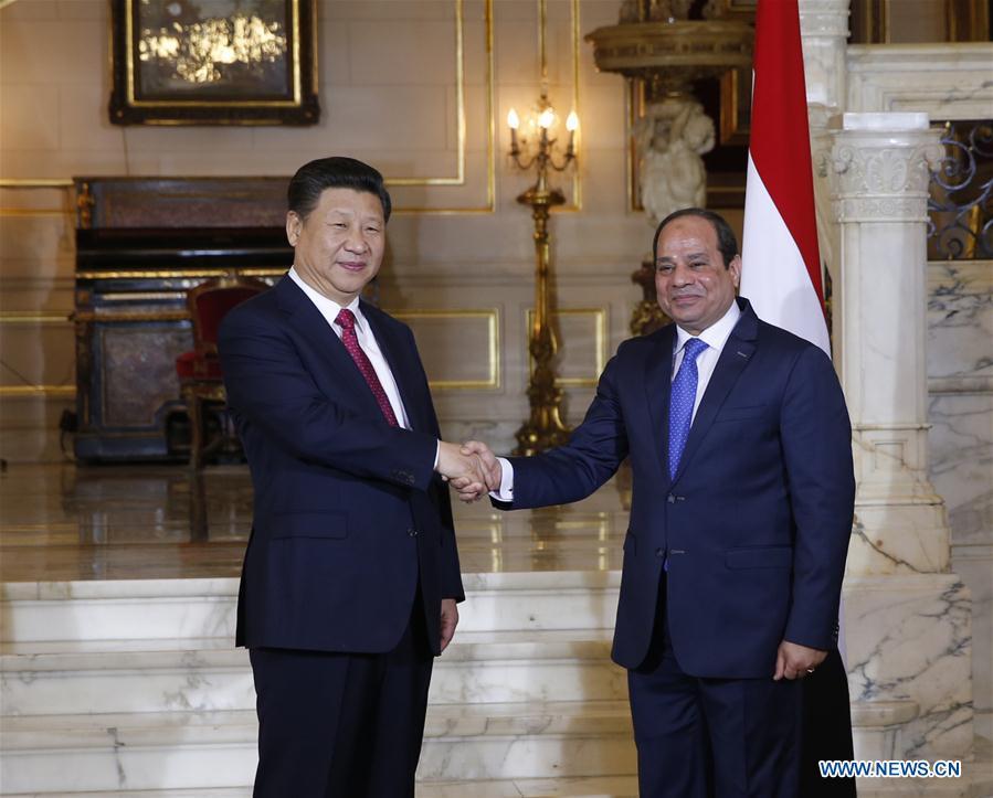 Xi Jinping propose de faire de l
