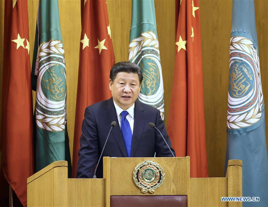 Le président chinois s