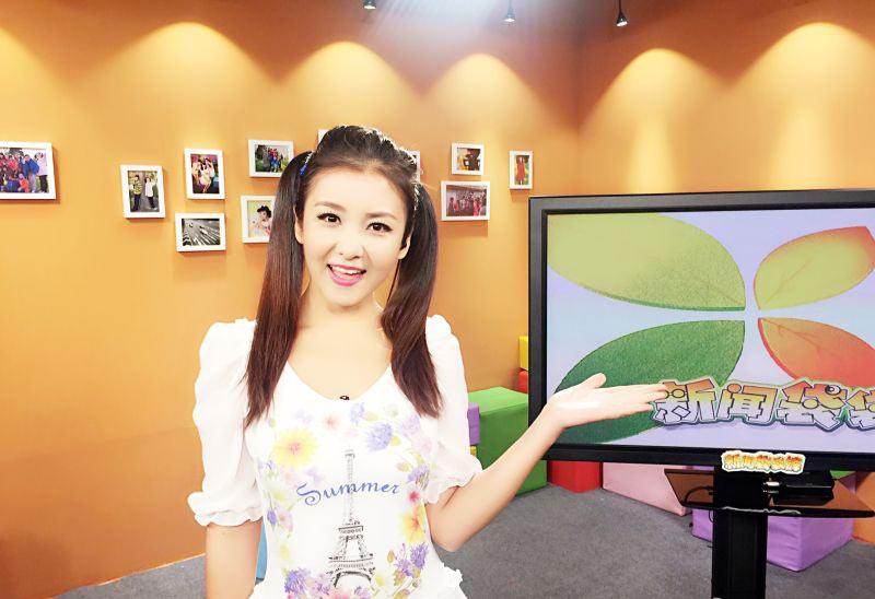 阳光姐姐_中央电视台少儿频道主持人阳光姐姐