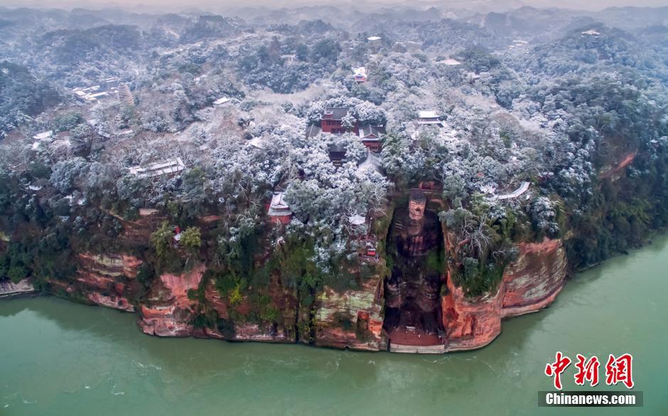 Sichuan: Paisajes impresionantes de nieve