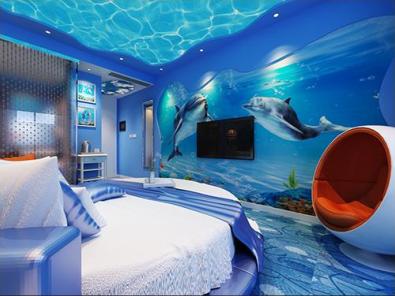 海洋主题宾馆