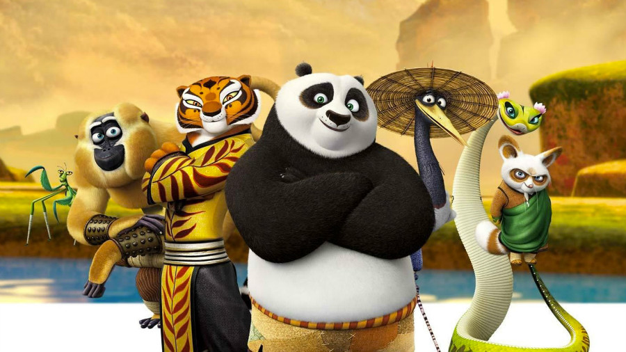 Neuf records battus pour Kung Fu Panda 3 pour son premier week-end en Chine