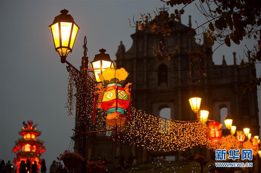 Macao : la ville s