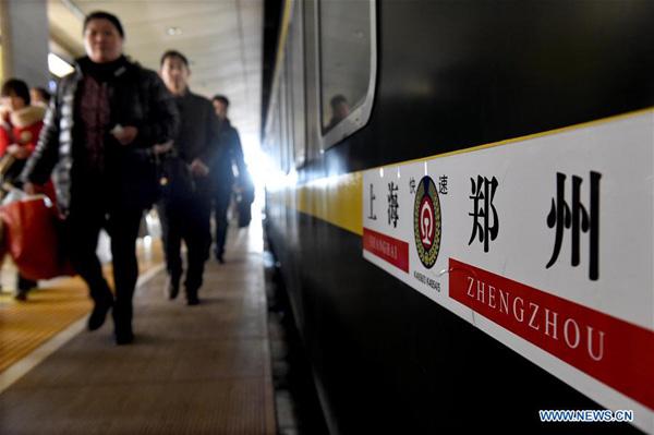 China hace frente la temporada alta de viajes por la Fiesta de la Primavera
