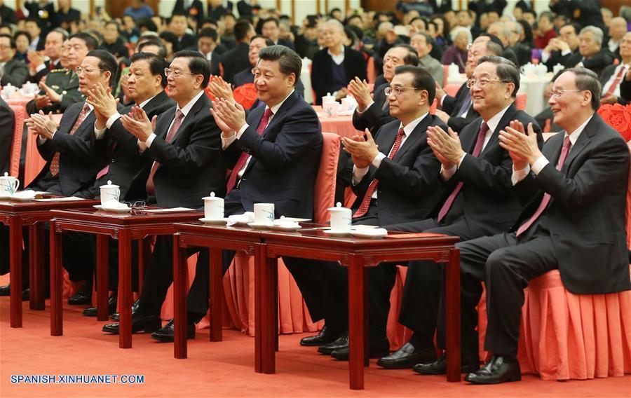Líderes chinos extienden saludos de la fiesta de la Primavera