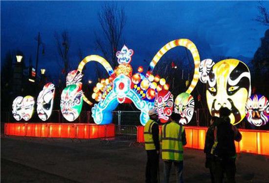 La colonia china de Manchester celebra eventos culturales