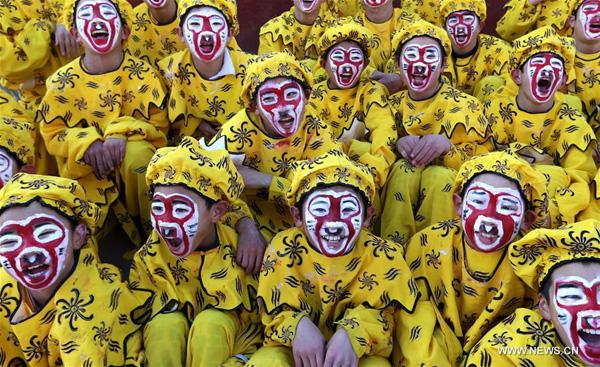 China organiza múltiples eventos para celebrar el Año Nuevo chino