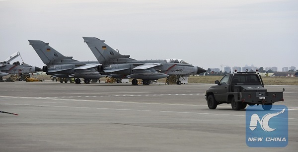 المقاتلات السعودية قد تصل الى تركيا فى غضون ايام.