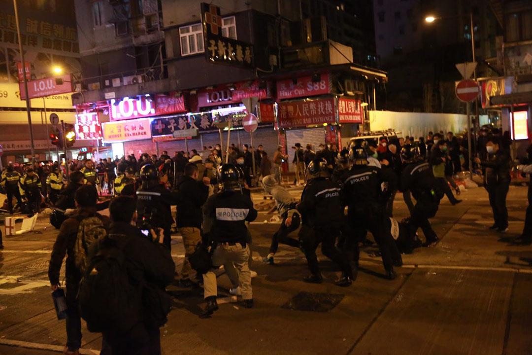 Le gouvernement de Hongkong rejette l