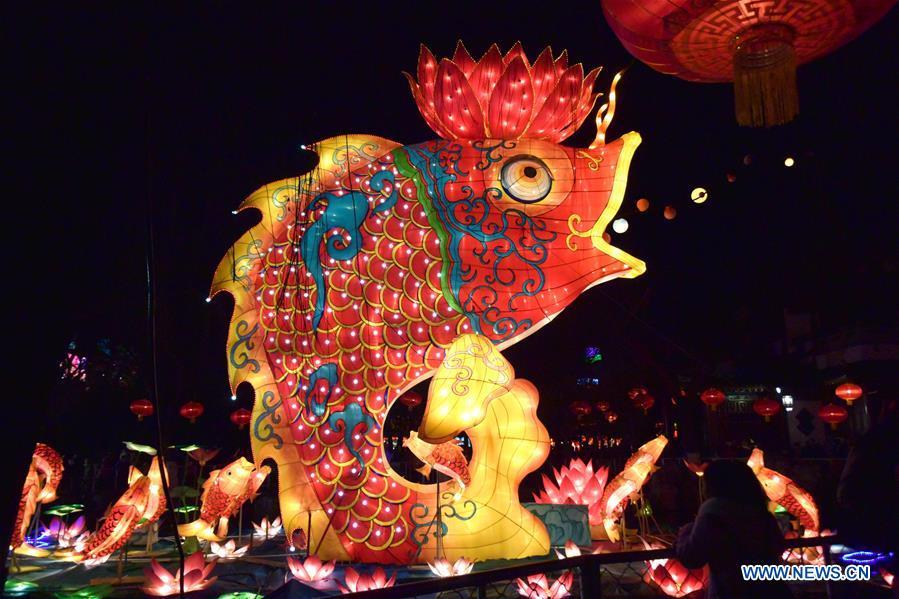 El Festival de los Faroles es una fiesta tradicional china que se celebra el decimoquinto día del primer mes lunar del calendario chino, terminando así las festividades del Año Nuevo Chino.