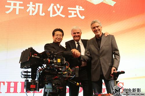 《新三峡》摄制组将与国际大师合作
