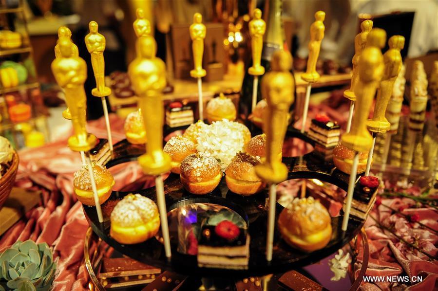 Oscars : Un aperçu du dîner qui suivra la cérémonie
