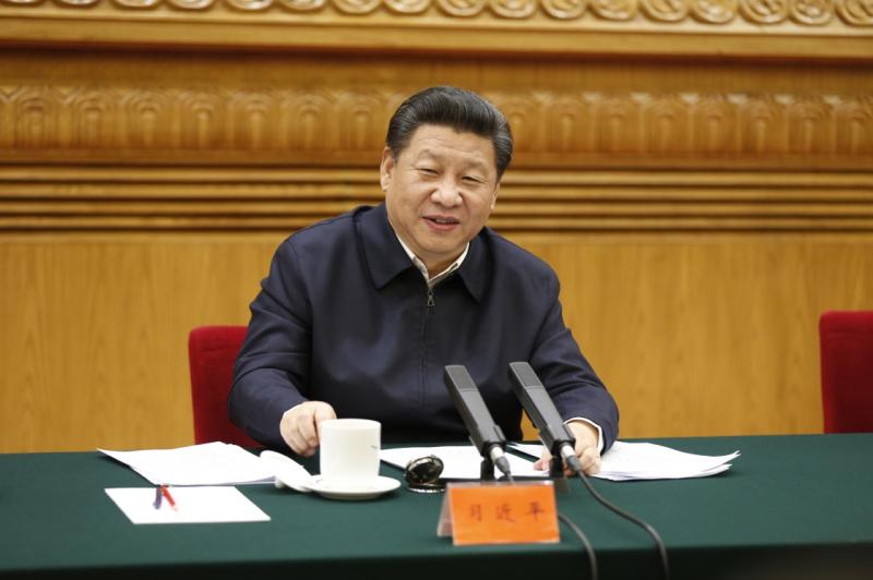 习近平在党的新闻舆论工作座谈会上强调 坚持正确方向创新方法手