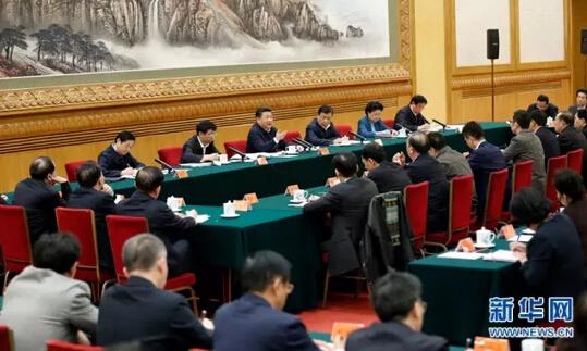 2月19日,中共中央总书记、国家主席、中央军委主席习近平在北京主持召开党的新闻舆论工作座谈会并发表重要讲话。