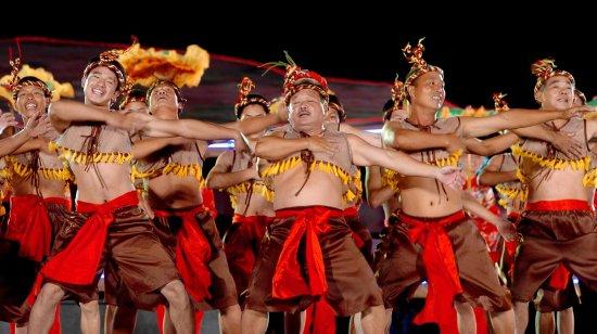拍胸舞的历史渊源 拍胸舞的舞蹈形式