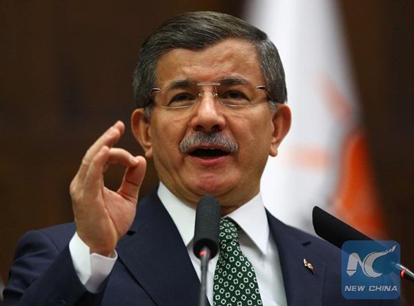 تركيا لن تلتزم بوقف اطلاق النار فى سوريا اذا تعرضت لتهديد