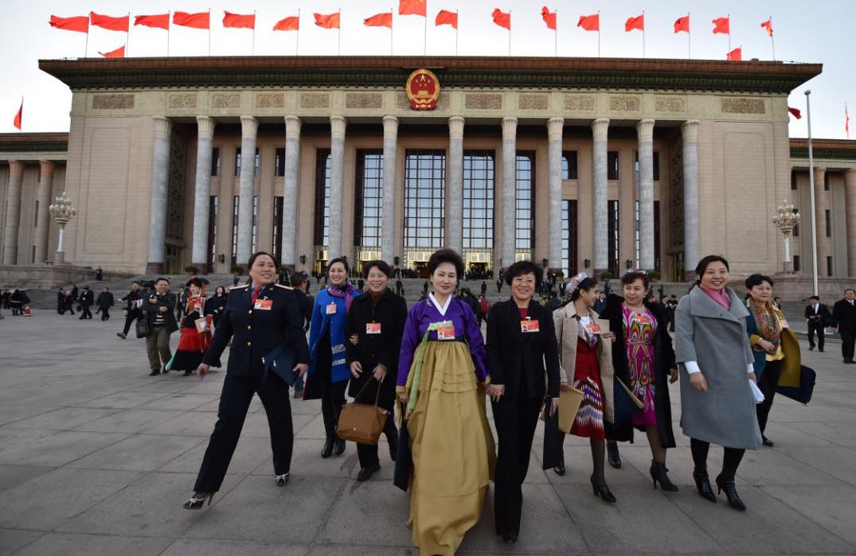 Les huit grands aspects des objectifs de la Chine pendant les deux Sessions