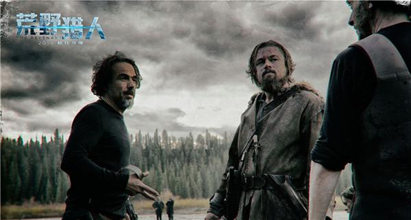 萊昂納多憑 荒野獵人 封帝奧斯卡