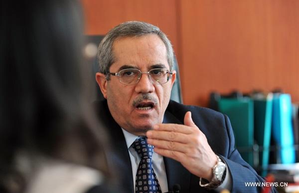 السفير الأردني لدى بكين يحيى القرالة