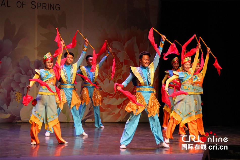 M xico acoge el espect culo culturas de china fiesta de for Espectaculo chino en mexico