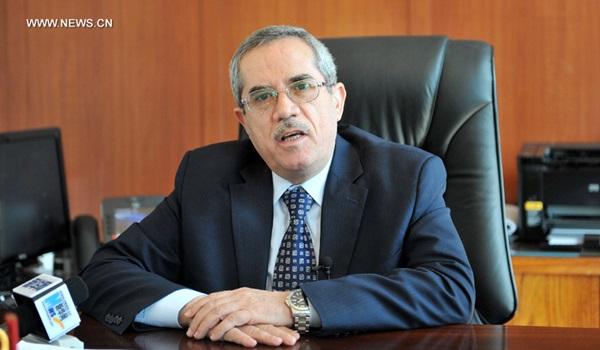 السفير الأردني لدى الصين يحيى القرالة