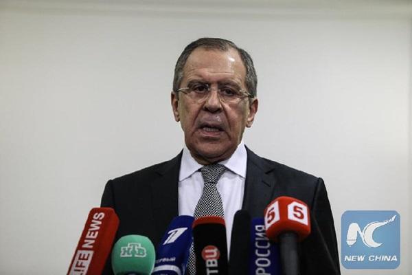لافروف وكيري يدعوان إلى استئناف سريع للمحادثات السورية