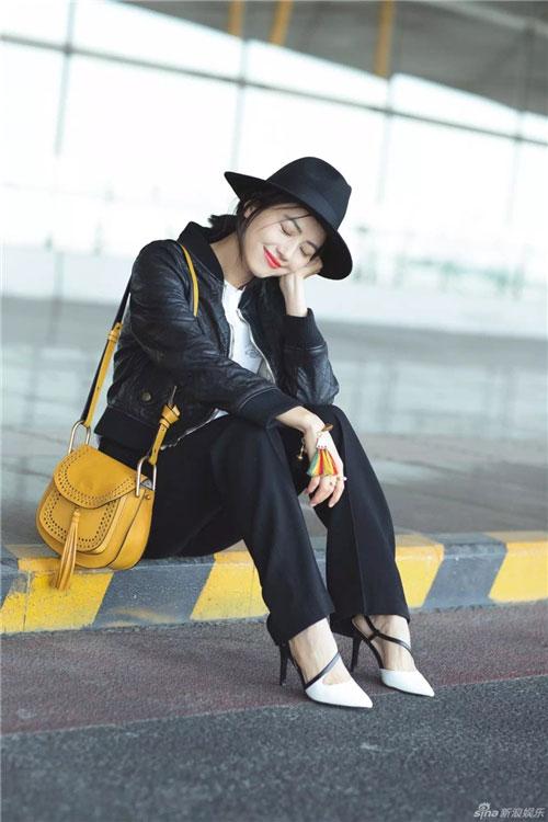 Gao Yuanyuan part à la Fashion Week de Paris