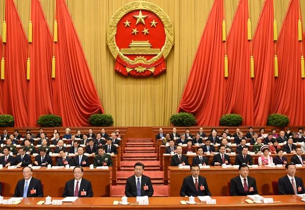 انطلاق الجلسة الافتتاحية للدورة الرابعة للمجلس الوطني الثاني عشر لنواب الشعب