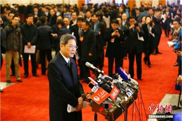 تشانغ تشي جون: العلاقات عبر مضيق تايوان تشهد لحظة مهمة