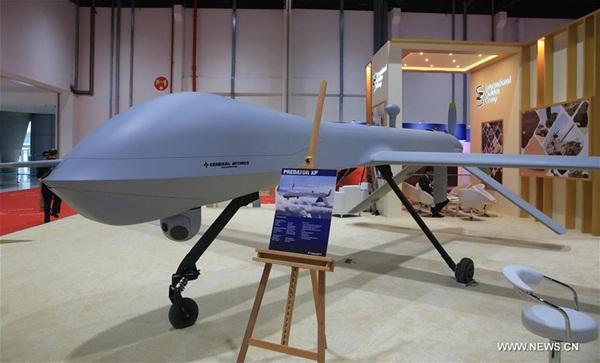 """افتتح معرض """"يومكس للأنظمة غير المأهولة"""" في دورته الثانية في ابو ظبي 6 مارس وهو جزء مهم لـ"""" اسبوع ابو ظبي للطيران والفضاء"""""""