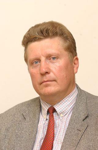 俄罗斯科学院东方学研究所教授亚历山大·沃龙佐夫